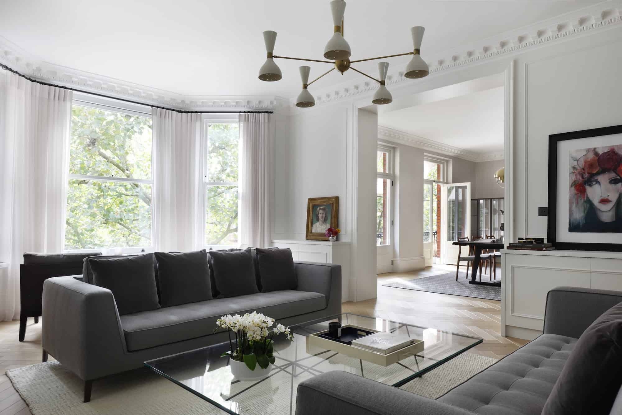 Bianco SW5 - A Parisien style apartment with fantastic natural light - The Location Guys