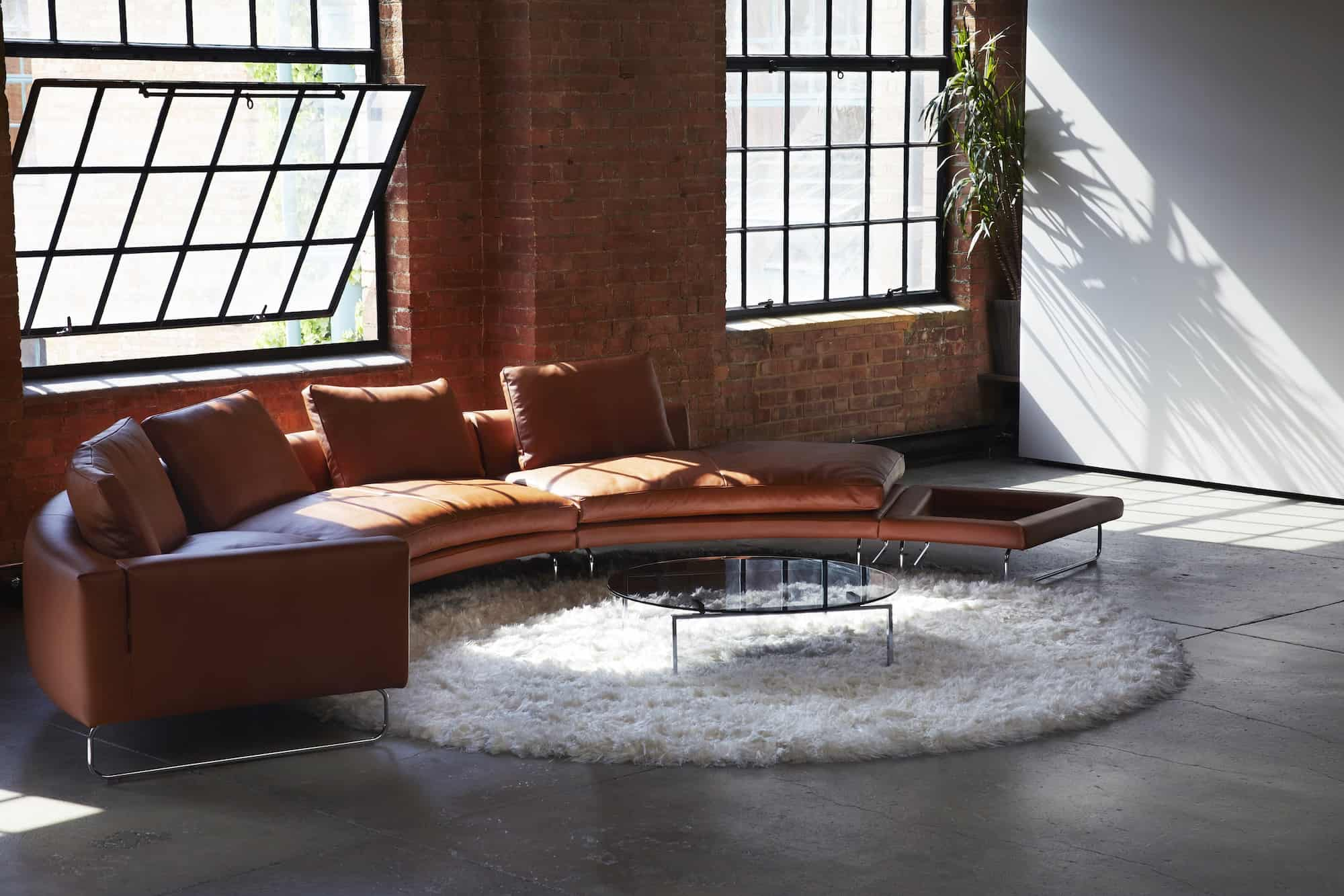 Steele E14 - A cool, masculine, warehouse style apartment available for photoshoots and filming hires - The Location Guys