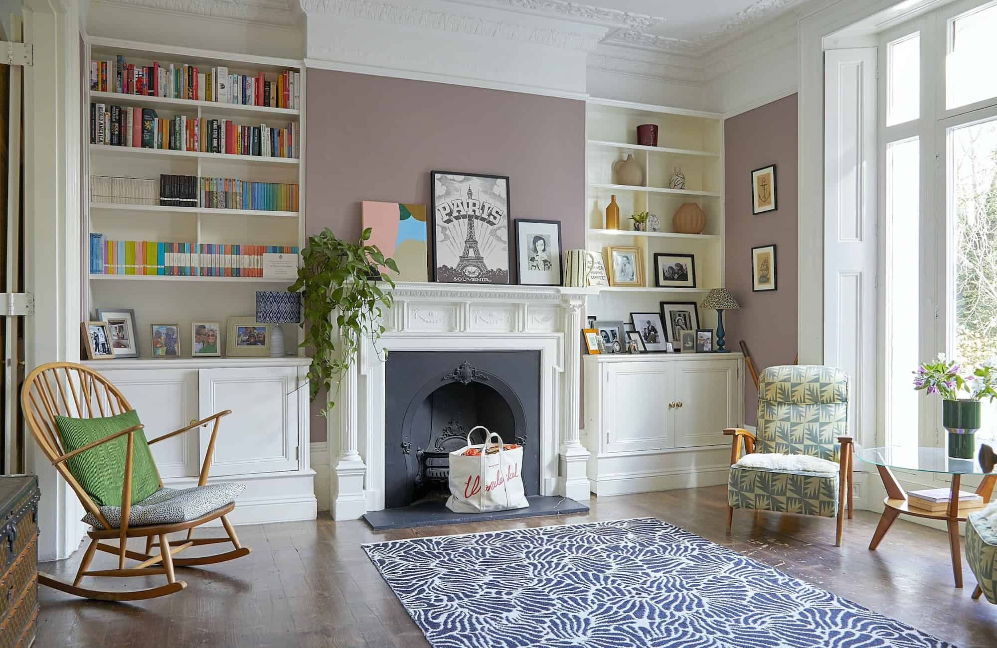 The Oaks SE23 - A large, bright, colourful family home with garden and off street parking. Suitable for paint and decorate shoots - The Location Guys