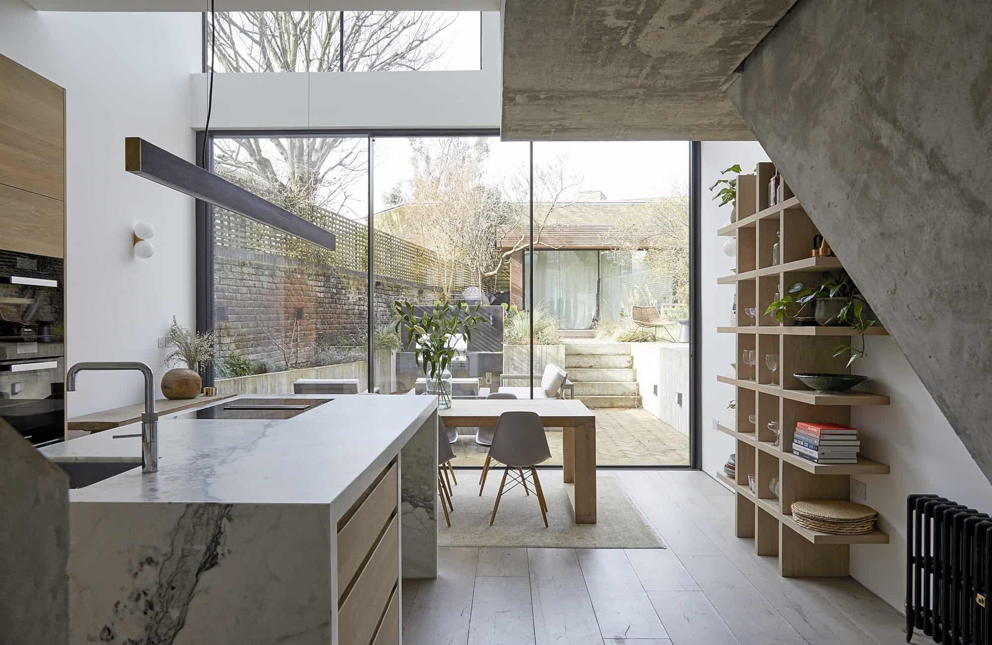 Greenwood E8 - Beautiful scandi styled contemporary home in London for photoshoots and filming - The Location Guys