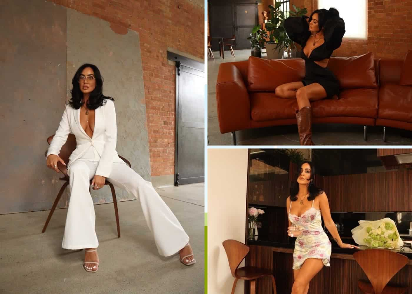 InTheStyle Choose TLG for Yasmine Chanel Promo Shoot - The Location Guys